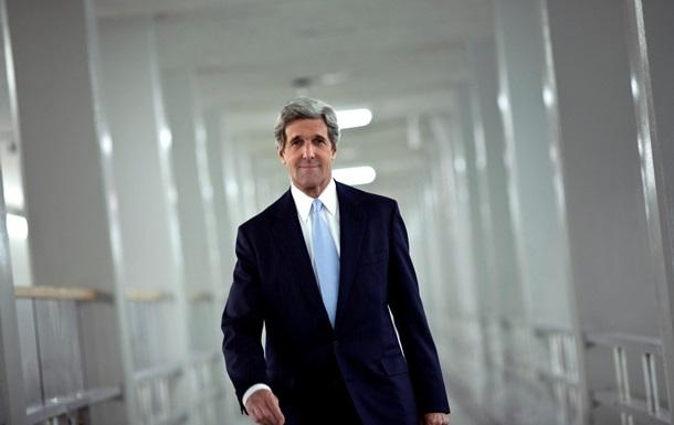 Washington Post назвала цель визита Керри в Москву