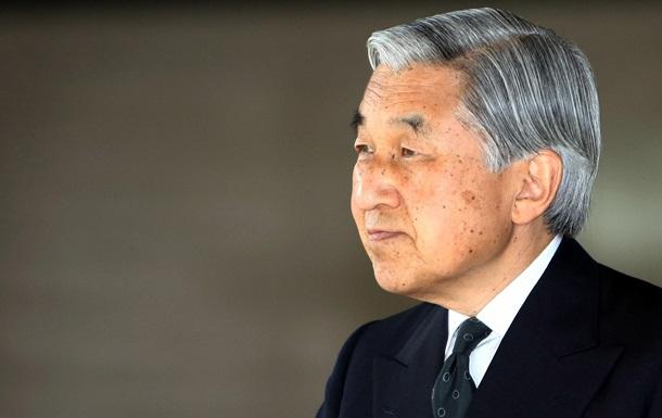 Імператор Японії збирається зректися престолу
