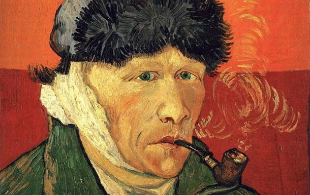 Розкрита історія відрізаного вуха Ван Гога