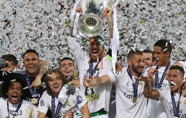 Реал поступився місцем найдорожчого клубу світу