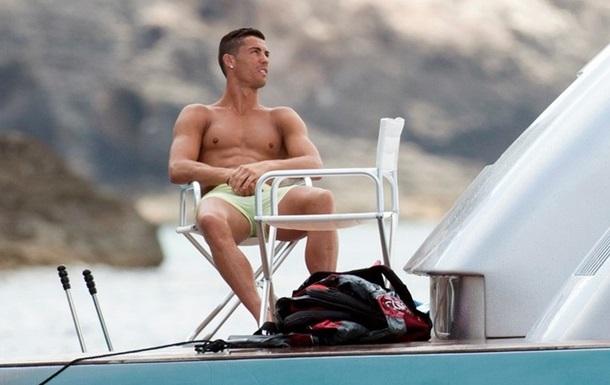 Роналду - лучший спортсмен мира