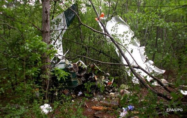 У Словенії розбився легкий літак з пасажирами