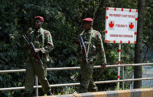 У Кенії поліцейський застрелив сімох колег