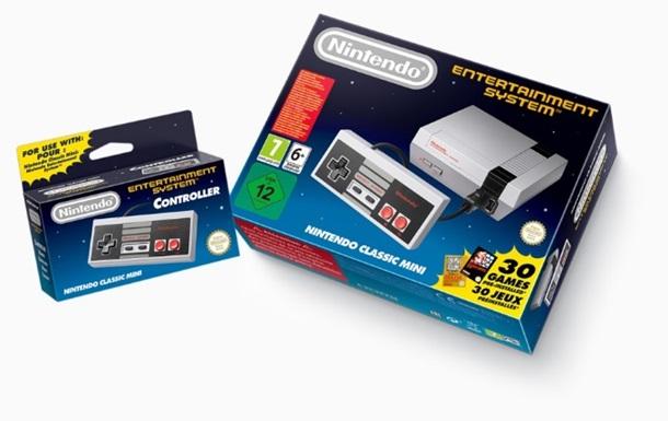 Nintendo снова выпустит легендарную приставку