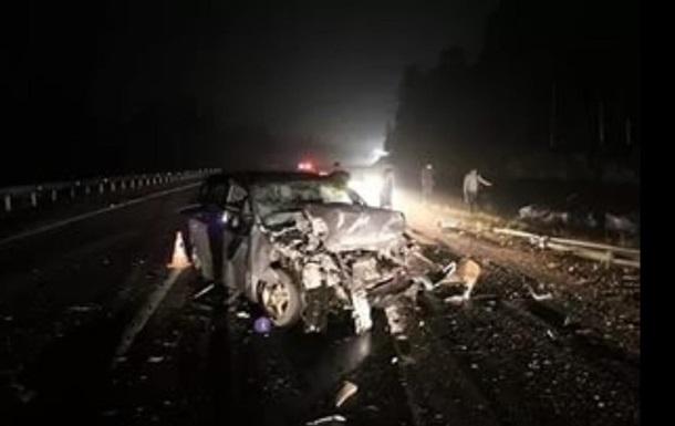 В ДТП на Херсонщине погибли четыре человека