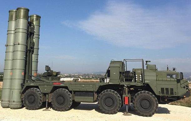 В Крым завезут полк зенитных систем С-400