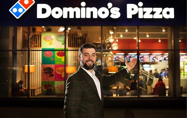 Domino's Pizza выходит в регионы
