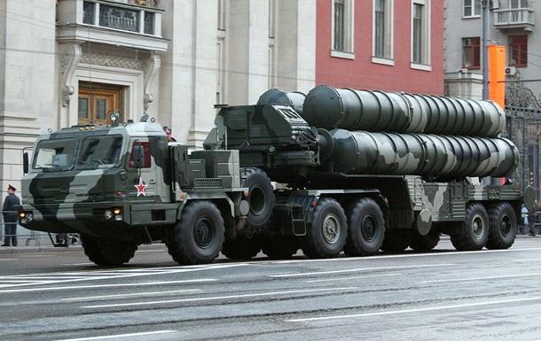 У Росії назвали причину появи С-400 в Криму