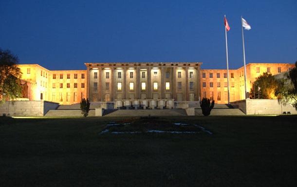На будівлю парламенту Туреччини скинули бомбу - ЗМІ