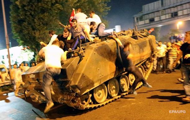 Итоги 15 июля: Переворот в Турции, обыски в Ницце