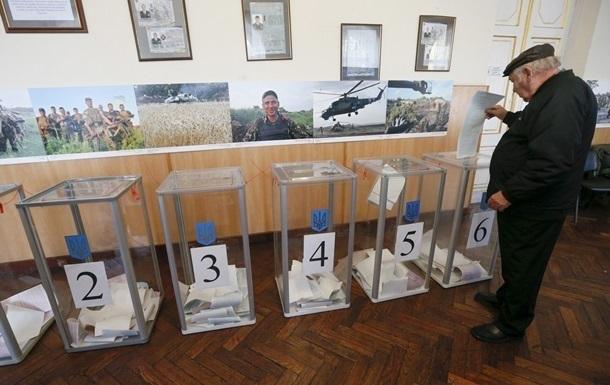 В Украине  день тишины  перед довыборами