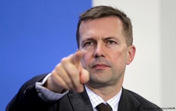 Германия выразила поддержку правительству Турции