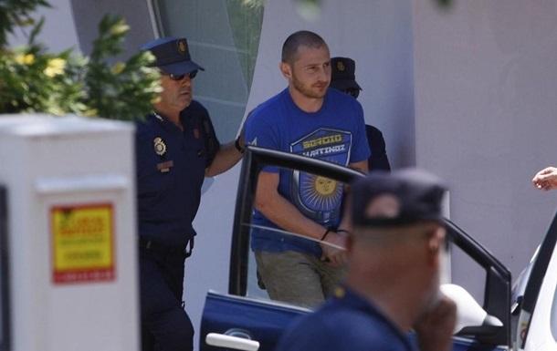 Появилось видео задержания сына Черновецкого
