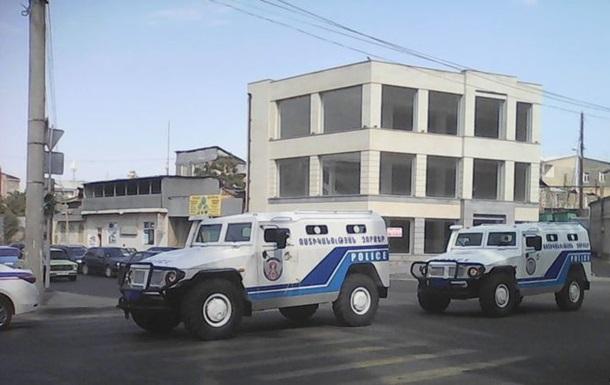 Спецоперація в Єревані: двоє заручників на свободі