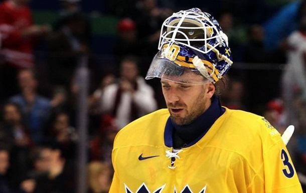 Зірка НХЛ отримав премію шведського королівського дому