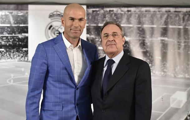 Юный норвежский талант рассорил Зинедина Зидана с президентом Реала
