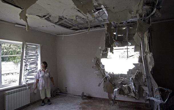 Нічний обстріл Мар їнки: поранено двох жителів