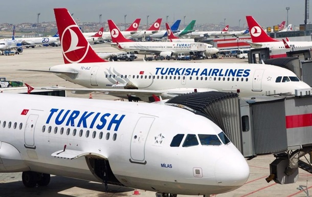 Росіяни знову не можуть літати до Туреччини
