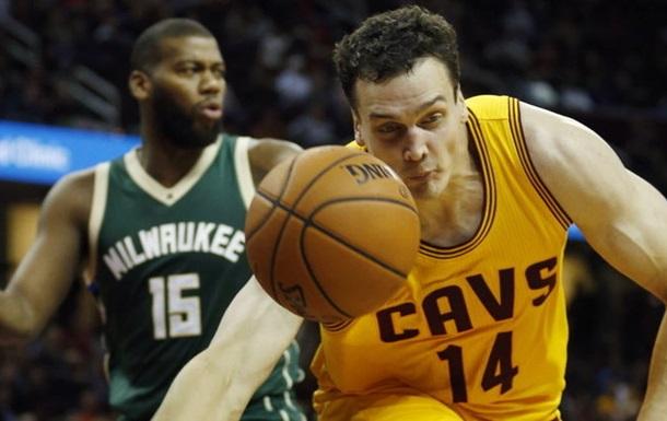 Команда НБА расторгла контракт с недавно приобретенным россиянином
