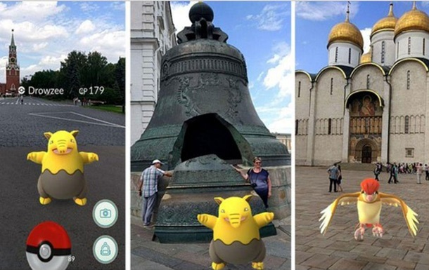 Игру Pokemon Go в Россиюи могут запретить