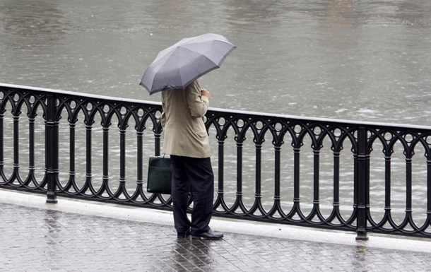 Киян попереджають про різке погіршення погоди