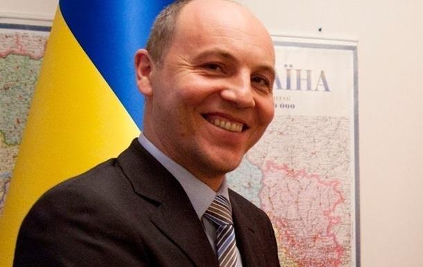 Роботою Парубія задоволений 1% українців - опитування