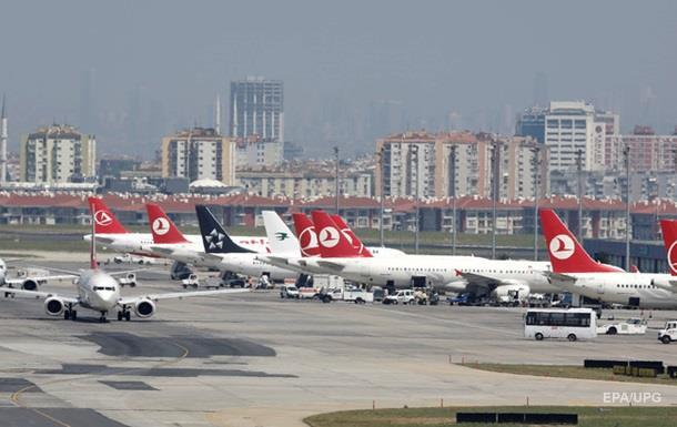 США зняли обмеження на польоти до Туреччини