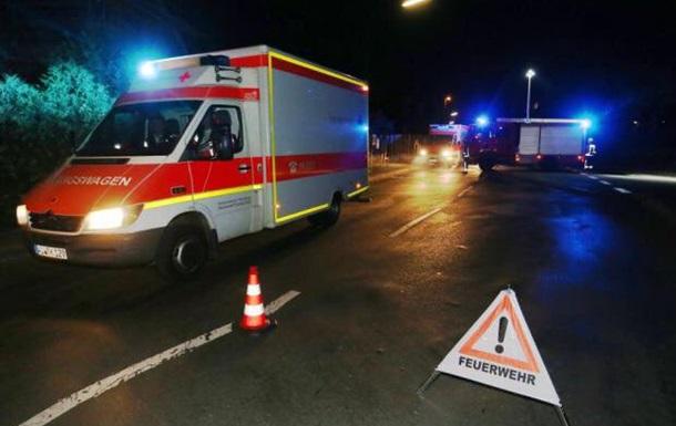 Юный афганец напал на пассажиров поезда в Германии