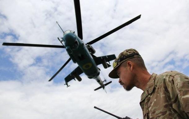 Сутки в АТО: обстрелы по всей линии фронта
