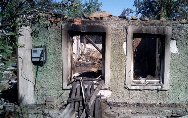 З явилися нові фото Донбасу після обстрілів
