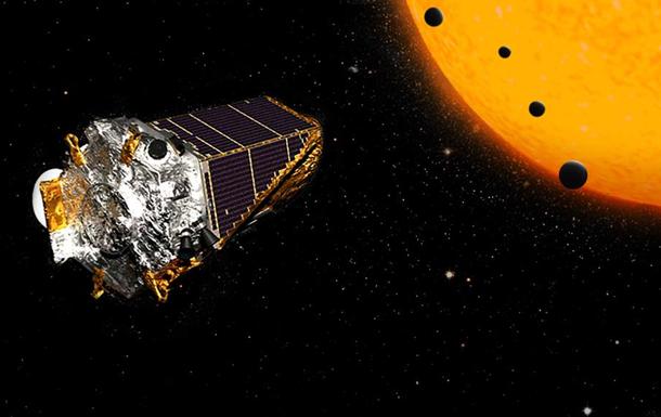 Телескоп Kepler обнаружил два  близнеца  Земли
