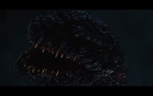 Вышел трейлер японского фильма  Годзилла: Возрождение