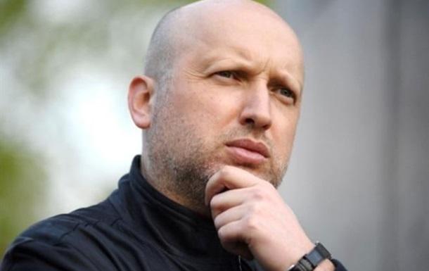 Турчинов заговорив про введення воєнного стану