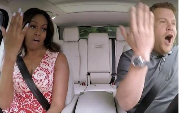 Мішель Обама переспівала Бейонсе в популярному шоу