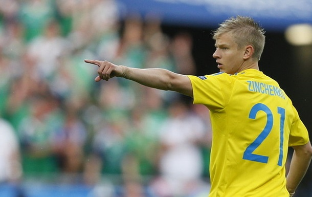 Украинский футболист Манчестер Сити отправится в предсезонное турне команды