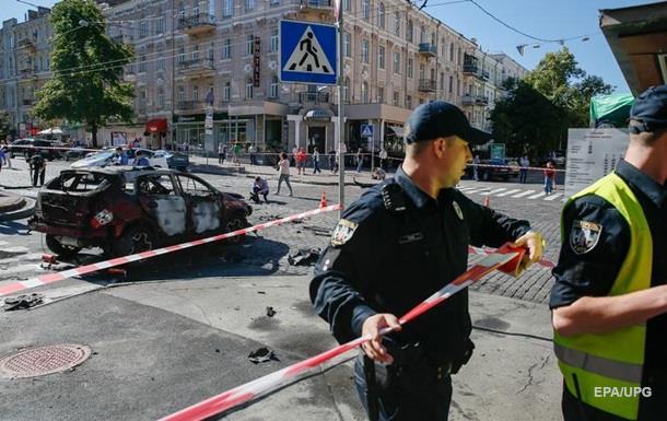 Павел Шеремет погиб в Киеве