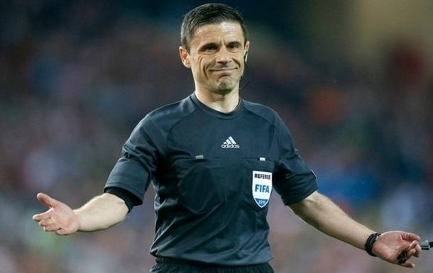 Призначено головного арбітр Суперкубка УЄФА