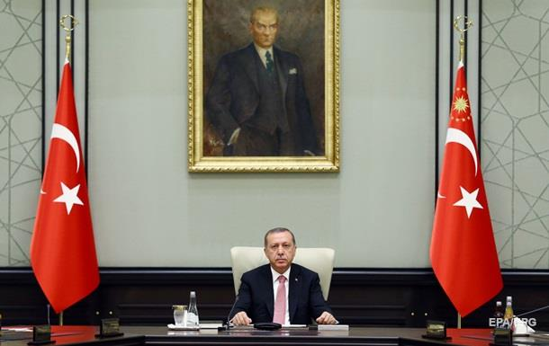 Ердоган готовий продовжити арешти в Туреччині - ЗМІ
