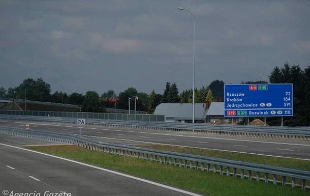 Из Украины в Германию с комфортом: в Польше достроили трассу