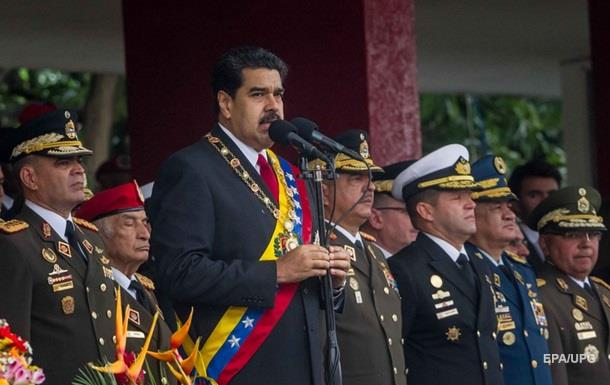 Оппозиция Венесуэлы собрала часть подписей за отставку Мадуро