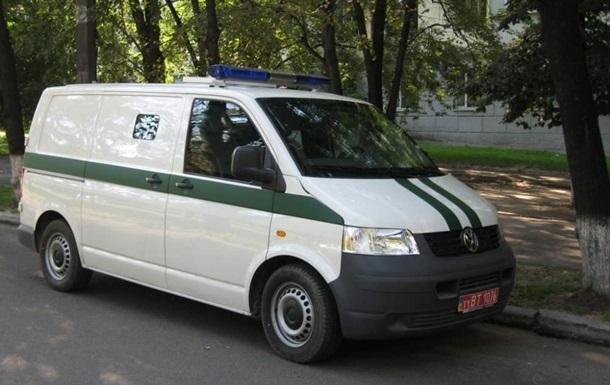 В Харьковской области напали на инкассаторскую машину