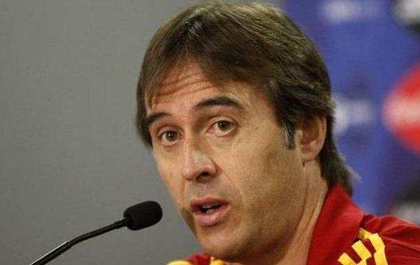 Названо имя нового главного тренера сборная Испании по футболу