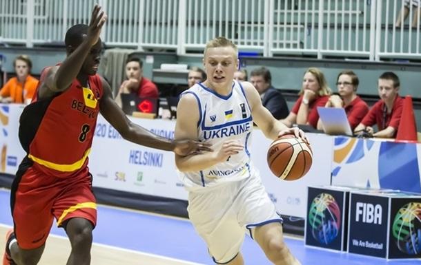 Украинец попал в сборную 1/8 финала Евробаскета