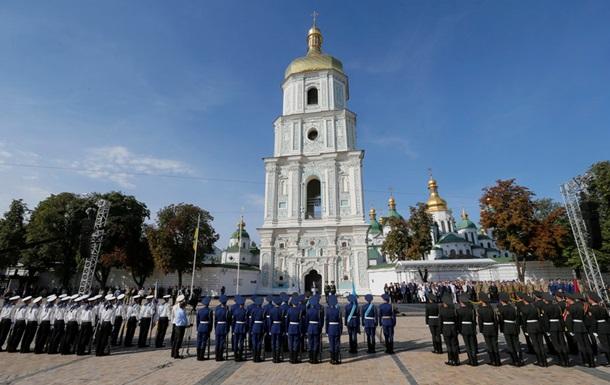 На День независимости пройдет военный парад