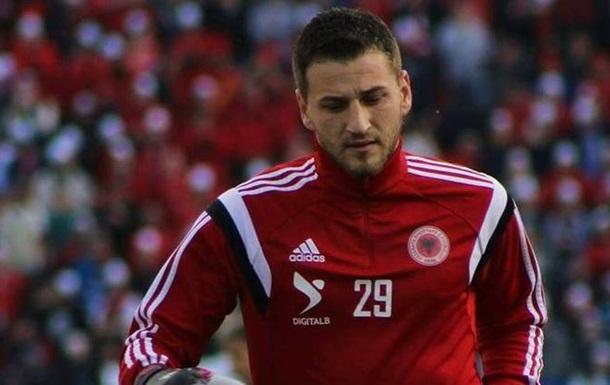 Голкипер албанской команды стал героем серии пенальти