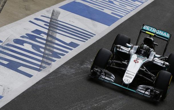Формула-1. Гран-при Венгрии. Росберг — быстрейший во второй тренировке
