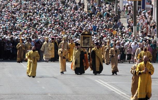 В Борисполь не пустят Крестный ход