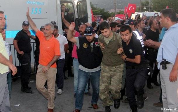 В Турции разрешили задерживать без обвинений до 30 дней