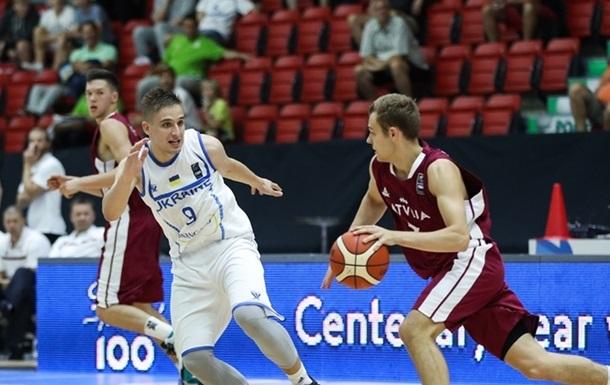 Латвия берет реванш у Украины