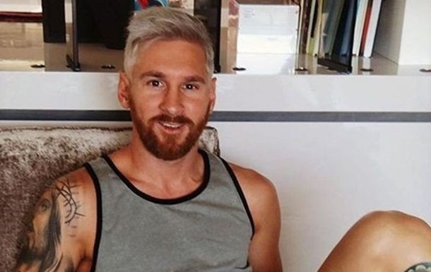 Месси из крутого футболиста превратился в крутого парня